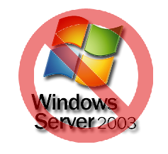 IT-Support Ende für Windows Server 2003
